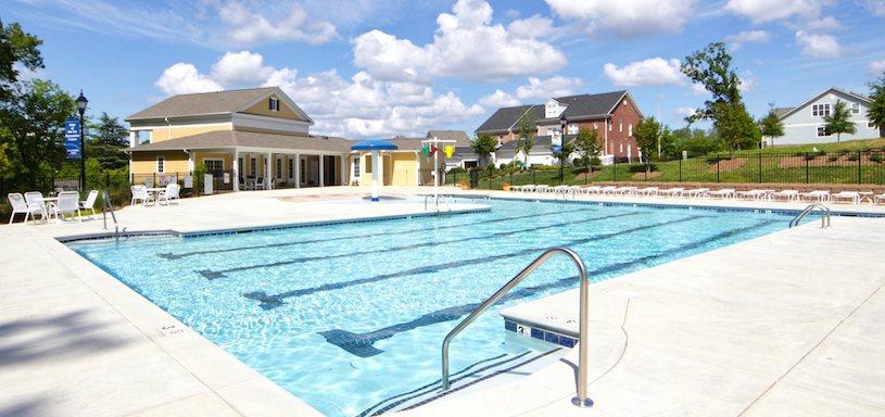 Eagle Park Pool