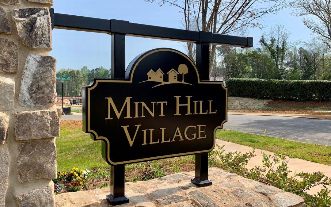 Mint Hill Village